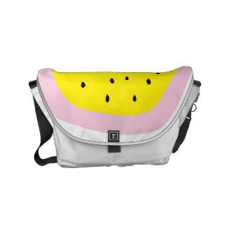 superCUTE neugeborene Wassermelonebabytasche Kuriertasche
