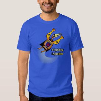 SuperEggbert - Slighting Ungerechtigkeits-T - Hemd