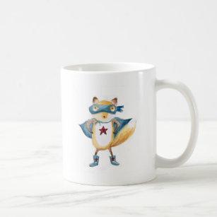 SuperFox! Kaffeetasse