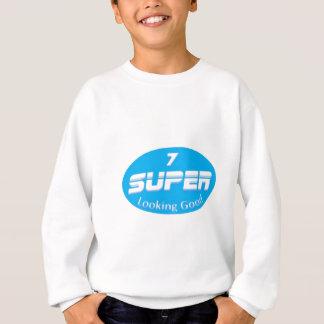Supergeburtstag 7 sweatshirt