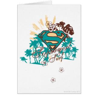 Supergirl Brandung Karte
