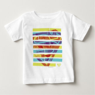 Supergirl Filmstrip Baby T-shirt
