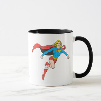 Supergirl Pose 1 Tasse