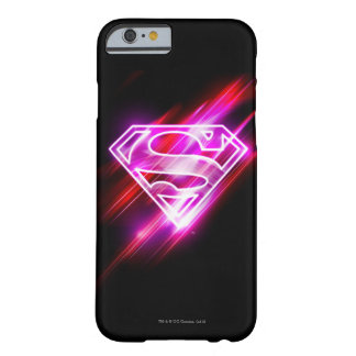 Supergirl Rosa Barely There iPhone 6 Hülle