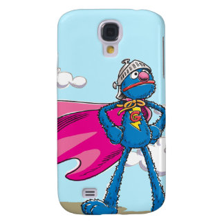 SuperGrover Galaxy S4 Hülle