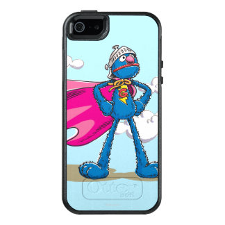 SuperGrover OtterBox iPhone 5/5s/SE Hülle