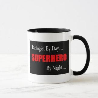 Superheld-Biologe Tasse