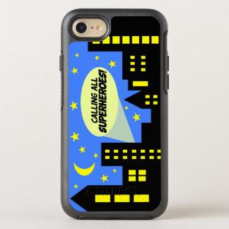 Superheld der Superheldtelefonkastenabdeckung | OtterBox Symmetry iPhone 8/7 Hülle
