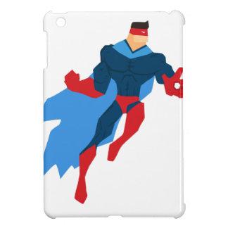 Superheld in der Aktion iPad Mini Hülle