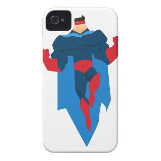 Superheld in der Aktion iPhone 4 Hüllen