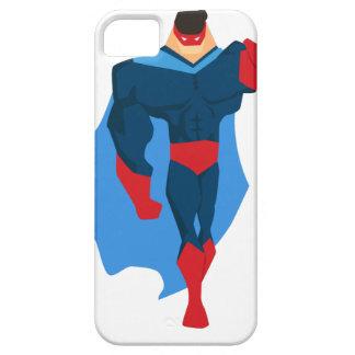 Superheld in der Aktion Schutzhülle Fürs iPhone 5