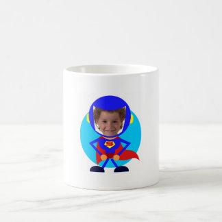 Superheld Kaffeetasse