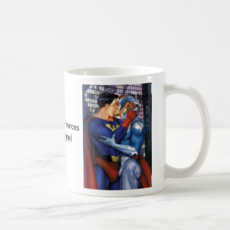 Superheld, Superheld, sogar Superheroescan ist Kaffeetasse