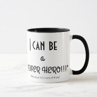 Superheld-Tasse Tasse