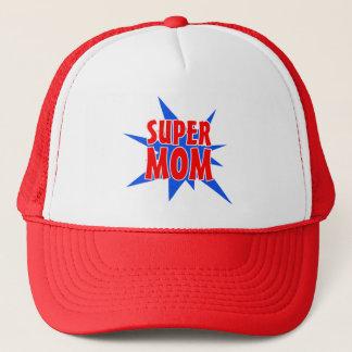 Superhut der mamma-Mutter Tages Truckerkappe
