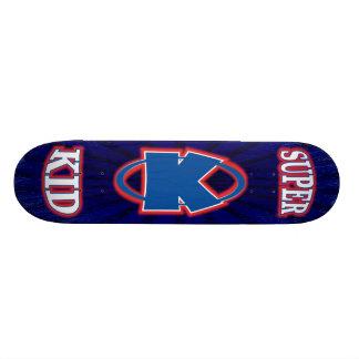 Superkinderjungen-Skateboard Personalisierte Skateboarddecks