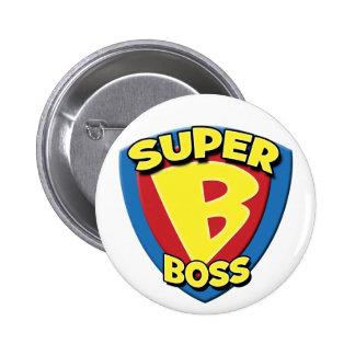 Superknopf des chef-2008 anstecknadel