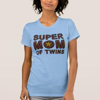 SUPERmamma DER ZWILLINGE T-Shirt