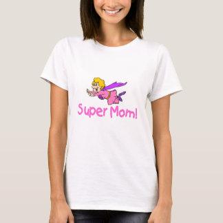 Supermamma (Fliegen) T-Shirt
