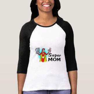 Supermamma (Unternehmens) T-Shirt