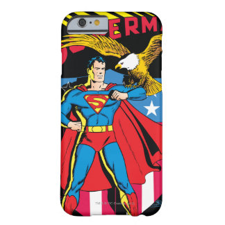 Supermann #14 barely there iPhone 6 hülle