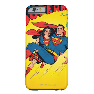 Supermann #57 barely there iPhone 6 hülle