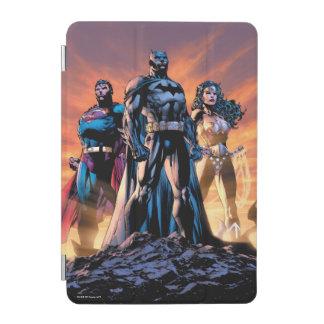Supermann, Batman u. Wunder-Frauen-Dreiheit iPad Mini Hülle