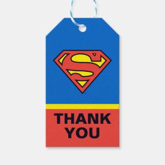 Supermann DC-Comic-| - Geburtstag Geschenkanhänger