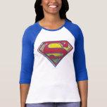 Supermann Drucklogo T Shirt