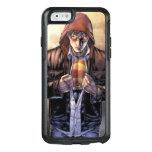 Supermann-Erdabdeckung - Farbe OtterBox iPhone 6/6s Hülle