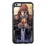 Supermann-Erdabdeckung - Farbe OtterBox iPhone 6/6s Plus Hülle