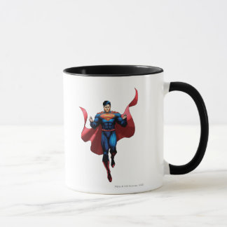 Supermann-Fliegen Tasse