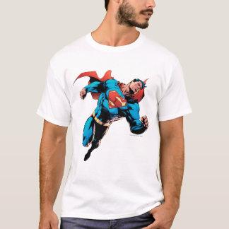 Supermann im Anzug T-Shirt