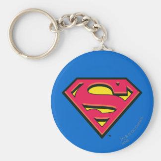 Supermann-Klassiker-Logo Schlüsselbänder