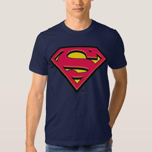 Supermann-Klassiker-Logo T Shirts
