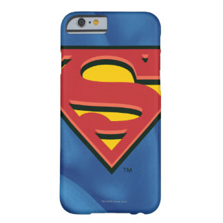 Supermann-Logo Barely There iPhone 6 Hülle