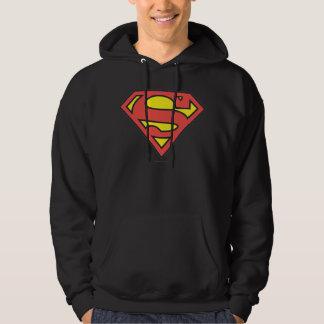 Supermann-Logo Hoodie