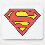 Supermann-Logo Mousepads