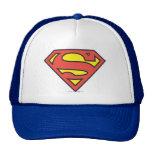 Supermann-Logo Netzkappe