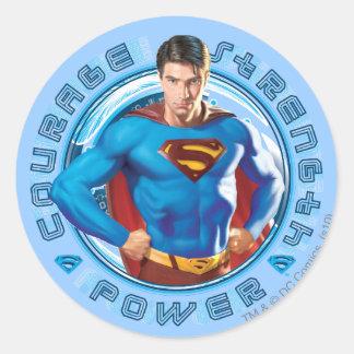 Superman Aufkleber