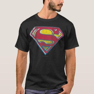 Supermann S-Schild | Drucklogo T-Shirt