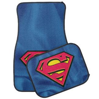 Supermann S-Schild | klassisches Logo Automatte