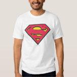 Supermann S-Schild | klassisches Logo Hemd