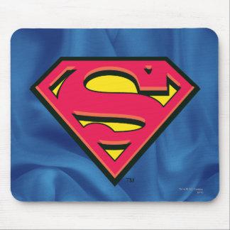 Supermann S-Schild | klassisches Logo Mauspad