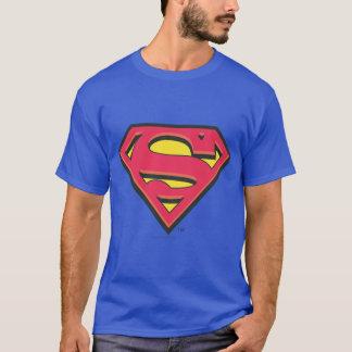 Supermann S-Schild   klassisches Logo T-Shirt