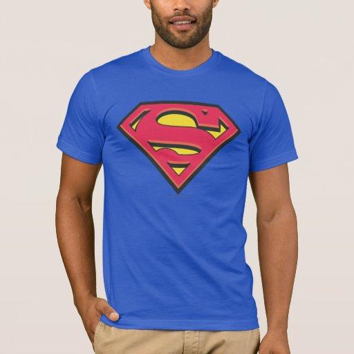 Supermann S-Schild | klassisches Logo T-Shirt