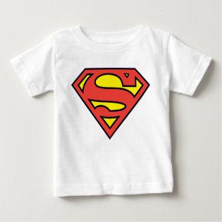 Supermann S-Schild | Supermann-Logo Baby T-shirt