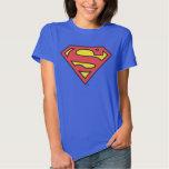Supermann S-Schild | Supermann-Logo Hemd