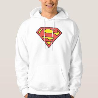 Supermann S-Schild   Supermann-Logo Hoodie