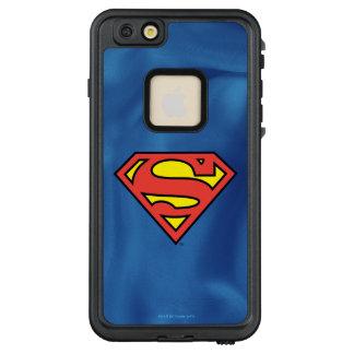 Supermann S-Schild | Supermann-Logo LifeProof FRÄ' iPhone 6/6s Plus Hülle